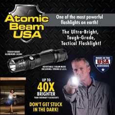 Atomic Beam USA Ultr