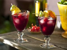Splashy Sangria from CookingChannelTV.com