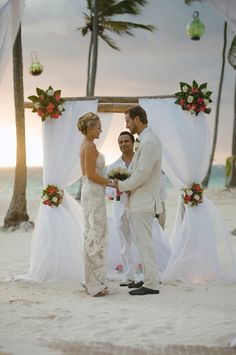 Sunrise Punta Cana Wedding