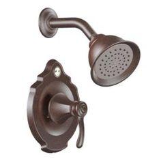 MOEN Vestige Trim Kit in Oil Rubbed Bronze for Posi-Temp Showers