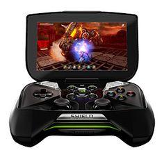 NVIDIA SHIELD Gaming Portable