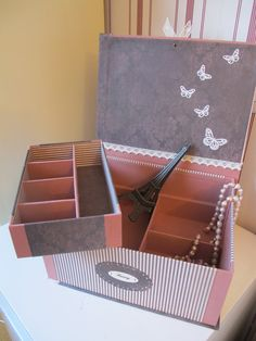 El desván de Silvia: cajas