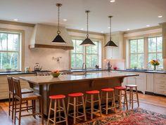 Kitchen Islands On Pinterest Traditional Kitchens