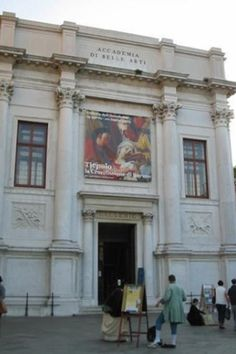 The greatest museum of Venetian paintings in the world, the galleries of Gallerie dell'Accademia were founded by Napoleon back in 1807 on the site of a religious complex he had suppressed. le galleri, galleri dellaccademia