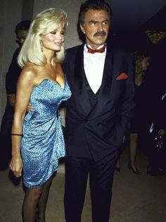 Burt Reynolds & Loni Anderson
