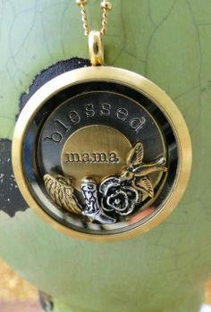 Origami Owl Locket  http://nsarmstrong.origamiowl.com/
