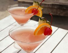 Low Calorie Summer Drinks