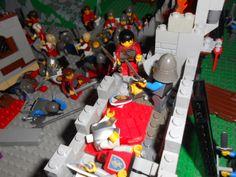 Forum Battles • Attack on Andelmere (Round 3)