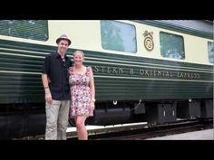 Eastern & Oriental Express luxury train