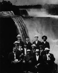 Before NAACP! The Niagara Movement was a movement of African-American intellectuals that was founded in 1905 at Niagara Falls by such prominent men as W. E. B. DuBois and William Monroe Trotter. The movement was dedicated to obtaining civil rights for African-Americans. In 1909, the Niagara Movement was hampered by a lack of funds, and many members (including DuBois) joined the newly-founded National Association for the Advancement of Colored People (NAACP).