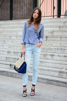 Fashionvibe » Zina Charkoplia Fashion Blog » Simplicity