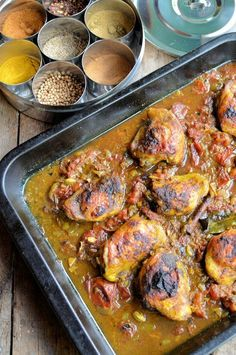 Ghurkha Chicken Cardamom Curry. Replace yogurt with coconut creme to make dairy free and low carb.