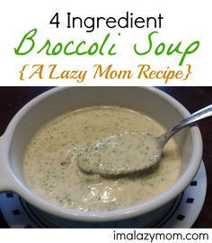 Four Ingredient Broc