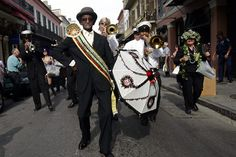 """R.I.P. Lionel Batiste: """"He liked to wake up and dress up and walk."""""""