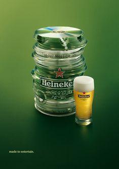 #Heineken #ad #print