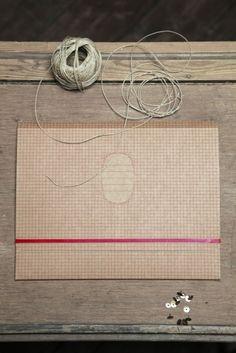 ontwerpduo - unstationary - paper case cardboard