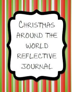 HoJos Teaching Adventures: Christmas Around the World FREEBIE! {25 countries included!}
