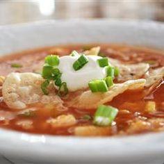 Chicken Tortilla Soup V Allrecipes.com