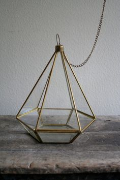 """V I V A R I U M hanger - """"A vivarium (Latin, literally for """"place of life""""; plural: vivaria or vivariums) is a usually enclosed area for keeping and raising animals or plants for observation or research."""""""