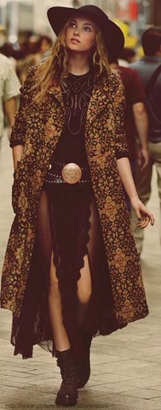 "Free People October 2013 ""Lost in Tokyo"" LookBook"