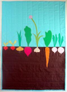 Veggie Garden Quilt
