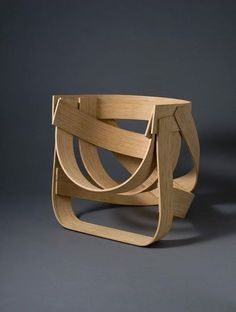 Bamboo Chair by Remy & Veenhuizen...