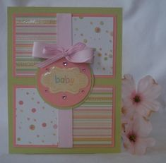 Hand Made Cards | HANDMADE BABY GREETING CARDS AND EXAMPLES OF HANDMADE CARDS