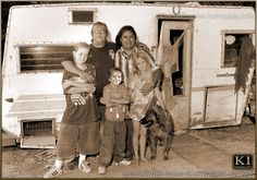 American Indian In Poverty | HISTORICAL NATIVE AMERICAN INDIAN POVERTY Cahuilla Family Portrait ... american indian, family portraits, famili portrait, cahuilla famili
