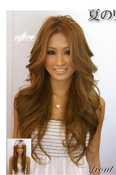 ☆ SuperMeow´s Wonderland ☆: Gyaru Hair Inspiration - Curl-Experiments