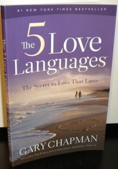 The 5 Love Languages: The Secret to Love That Lasts     Marriage should be based on love, right? But does it seem as though you and your spouse are speaking two different languages? New York Times bestselling author Dr. Gary Chapman guides couples in identifying, understanding, and speaking their spouse's primary love language—quality time, words of affirmation, gifts, acts of service, or physical touch.
