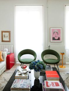 We love the chairs. #home #decor
