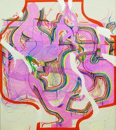Rachel Uffner Gallery : Joanne Greenbaum