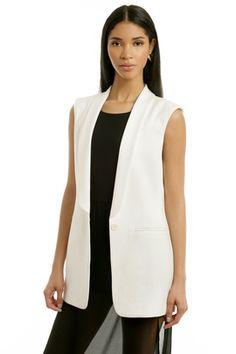 Weekly Summer Steals: BCBGMAXAZRIA - Clark Vest.  #TheLWDEdition