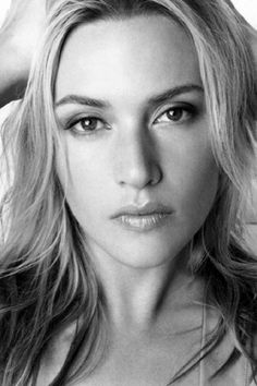 Kate Winslet. She gets more beautiful with age.
