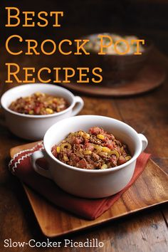 25 Best Recipes for Your Slow Cooker or Crock Pot