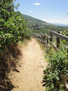 Northern Utah Hiking (Davis county---north)