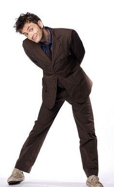 I love David Tennant <3
