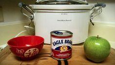 unbeli, carmel recip, crock pots, front door, shut