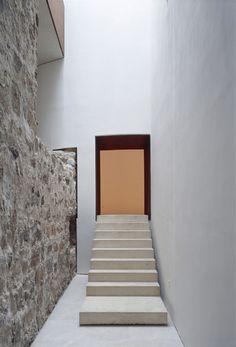 Nieto Sobejano Arquitectos — Maritime Museum. Castle of La Luz