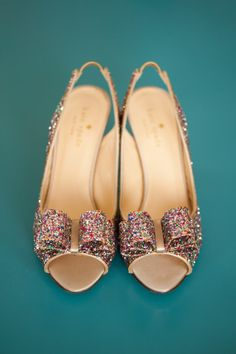 #dresscolorfully our charm heels as a southern wedding's touch