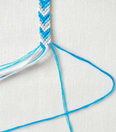 Friendship Bracelets - Knitting Crochet Sewing Embroidery Crafts Patterns and Ideas!