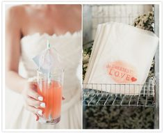 quirky paper wedding elements