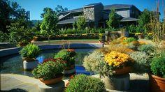 North Carolina Arboretum in Asheville