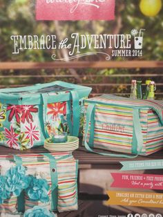 The New Summer Catalog effective May 1st! Email me if you would like a copy: purses31@aol.com
