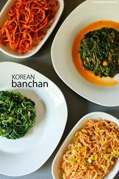Korean Banchan Recipe // #KoreanRecipes