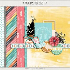 Free Spirit: Part 3 freebie from Pixels and Company