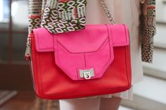 DIY Inspiration | bright bags | I SPY DIY