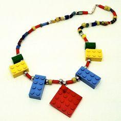 Lego Necklace!