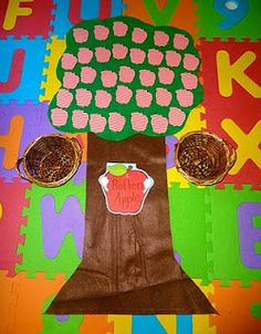 Rotten Apple - Super cute sight word learning game