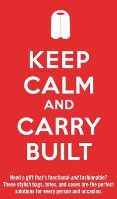 KEEP CALM :) | BUILT #builtNY